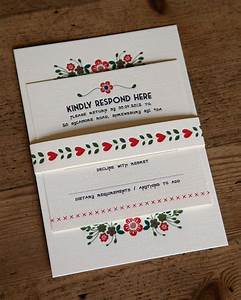 wedding invitation with rsvp card belly band envelope x 50 With how to make a wedding invitation belly band
