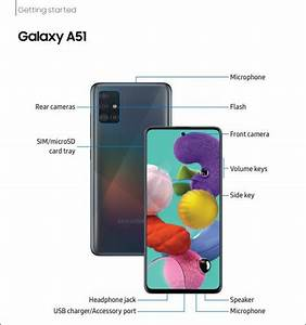 Tracfone Samsung Galaxy A51 User Manual    Guide