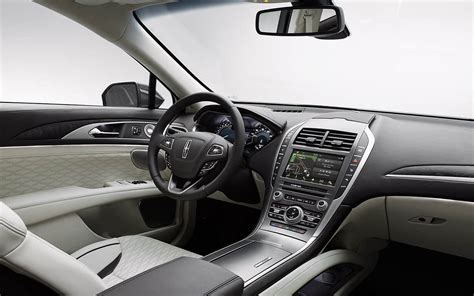 black accent 2018 lincoln mkz hybrid redesign release date and changes