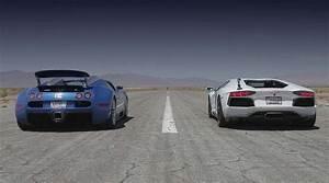 Lamborghini Veneno Vs Bugatti Veyron - image #201