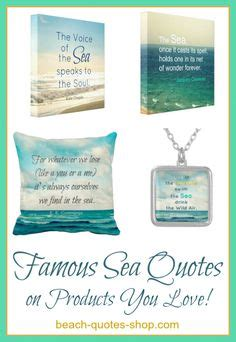 Beach Quotes, Ocean Quotes & Sayings On Pinterest  460 Pins
