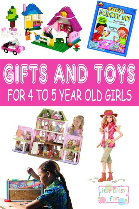 Best Gifts For 4 Year Old Girls In 2017  Itsy Bitsy Fun