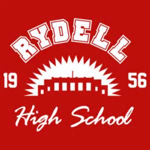 Rydell High School Cheerleaders Sandy From Grease 300x180 Jpg Grease
