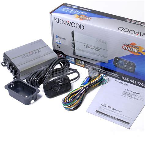 kenwood kac mbt car amplifier ebay