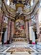The Church of Ss Ambrogio e Carlo, Rome - Walks in Rome ...