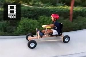 Kart Selber Bauen : video selbstgebautes go kart motorkultur ~ Jslefanu.com Haus und Dekorationen