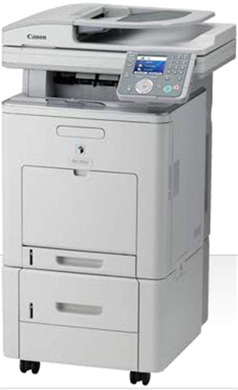 canon irci colour printer copier  small office