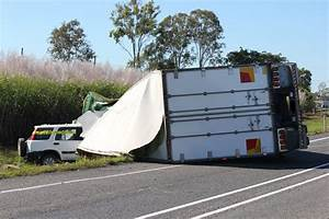 Removal Of Truck From Crash Scene To Be A  U0026 39 Major Operation