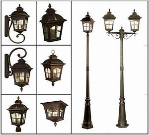 Types of outdoor lights lighting buyer s guides