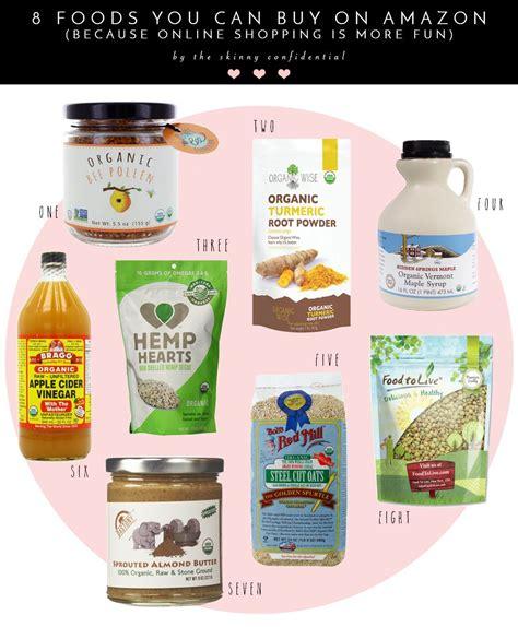 amazon cuisine eight foods you can buy on amazon