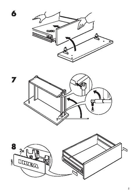 monte plat cuisine démonter une porte façade de tiroir rationnell ikea