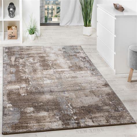 Teppich Wohnzimmer Beige by Teppich Wohnzimmer Beige Silver Grau Modern Hochtief Mit