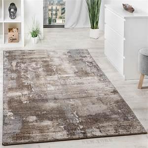 Wohnzimmer Teppich Grau : teppich steinmauer optik beige grau design teppiche ~ Indierocktalk.com Haus und Dekorationen