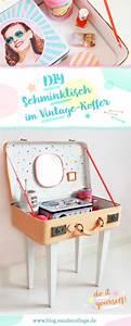 Schminktisch Selber Bauen : diy koffertisch selber bauen schminktisch aus einem ~ Watch28wear.com Haus und Dekorationen