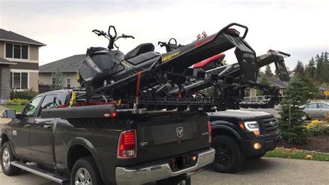 truckboss deck extension snowest snowmobile forum