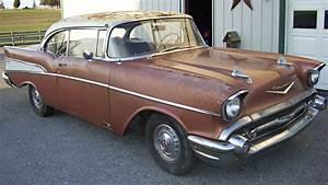Chevrolet Bel Air 1957 : factory v8 survivor 1957 chevrolet bel air ~ Medecine-chirurgie-esthetiques.com Avis de Voitures