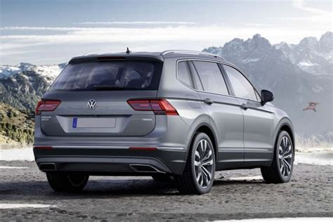 2019 Vw Tiguan Review Plug In Hybrid Gte Active Model
