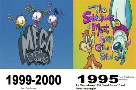 Mega Babies And The Shnookums And Meat Funny Cartoon Show