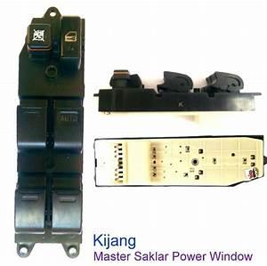 Wiring Diagram Power Window Kijang