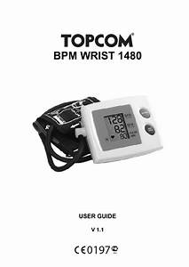Bpm Wrist 1480 Manuals