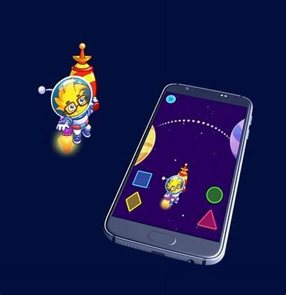 App Educational Behance Games Shapes Animated Ipad
