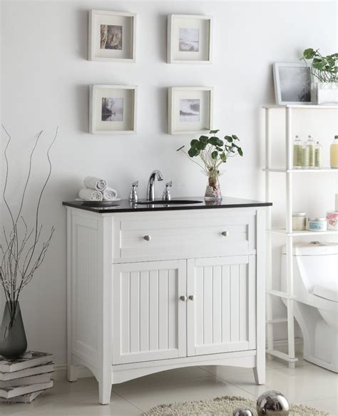 Small White Vanity by White Bathroom Vanities Bathroom Decorating Ideas