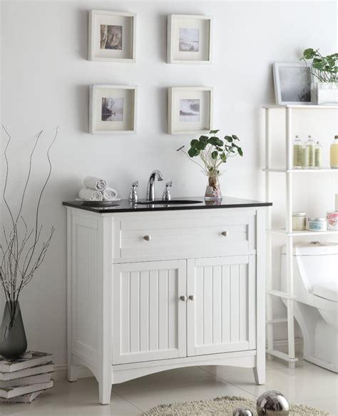 White Bathroom Vanities  Bathroom Decorating Ideas