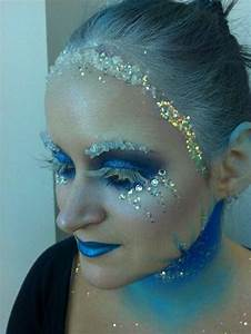 Ice, Princess, Fairy Make Up Ideas 2012 For Girls ...