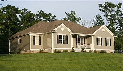 one level houses one level homes built homes southeastern ma homes