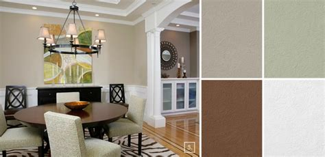 Dining Room Colors And Paint Scheme Ideas