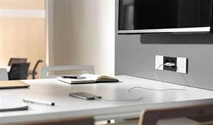 Prise A Encastrer : prises encastrer de plan de travail ~ Premium-room.com Idées de Décoration