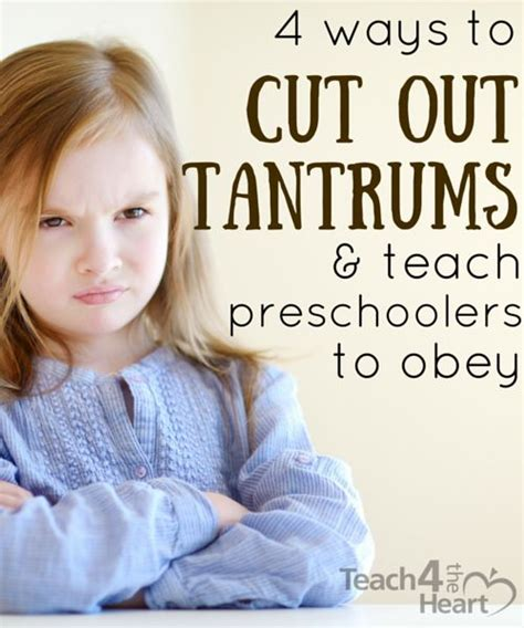 4 tips to cut out tantrums amp teach preschoolers to 3 | b63f6e04eee2ac1008468804ba990b37 teaching kids kids learning