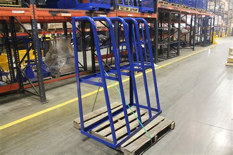 Warehouse Rack And