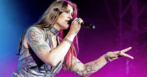 floor jansen sluit solotournee af  afas  entertainment telegraafnl