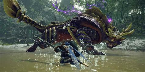 Monster Hunter Rise's Monsters May Have Been Leaked | Game ...