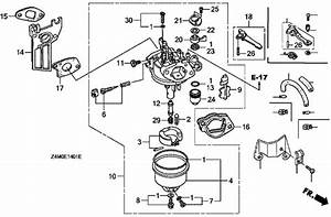 Honda Gx160 Carb Linkage Diagram