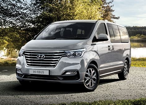 Hyundai H1 Picture by Hyundai H1 Price Specs Fuel Consumption