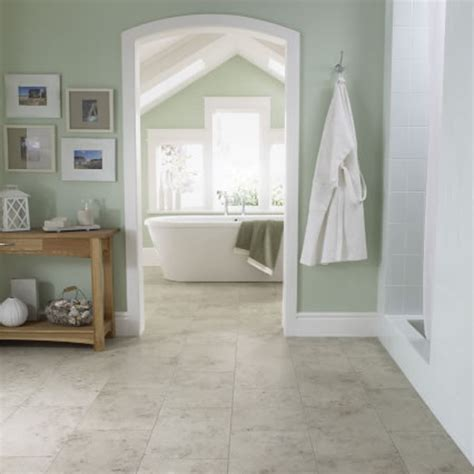 floor tile for bathroom ideas bathroom floor tile ideas and warmer effect they can give