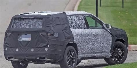 redesign   jeep grand cherokee   suv