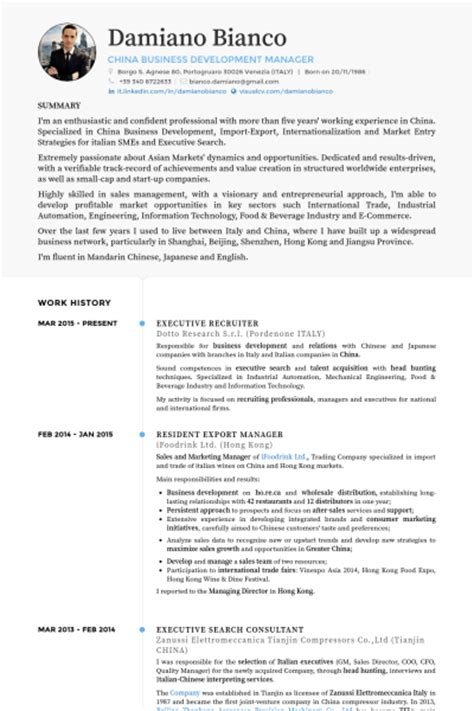 resume templates talent acquisition manager resume