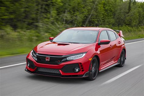 Civic Si Type R by It S Official 2017 Honda Civic Type R Starts From