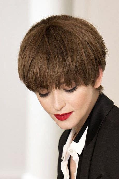 coupe de cheveux boule