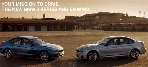 2016 Bmw 3 Series Facelift And M3 Get The Mission