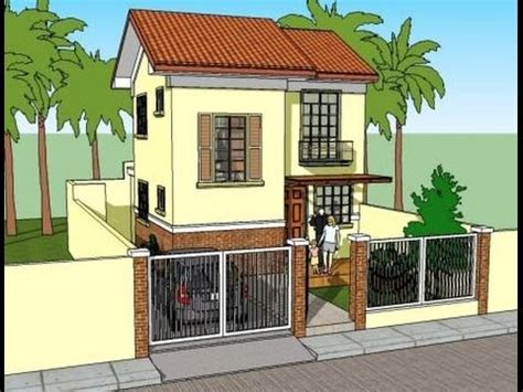 small  storey unit house elevations  plans design