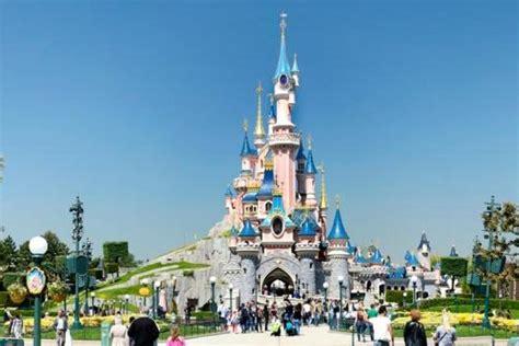 Magic Disneyland  1 Day 2 Parks from Paris
