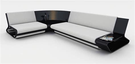 modern sleek sofa designs canape slimy modern sofa