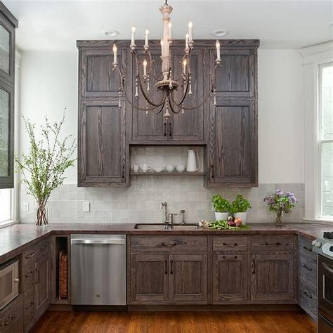 white wood stain cabinets although i love white cabinets i am seriously attracted
