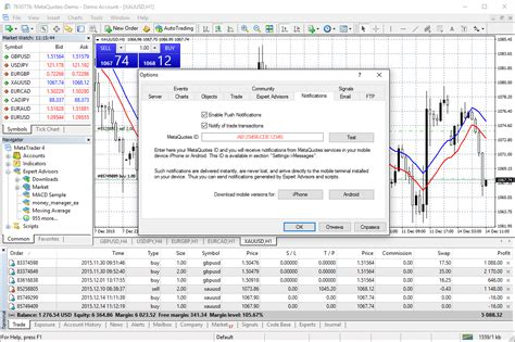 mt4 trading metatrader 4 forex trading platform