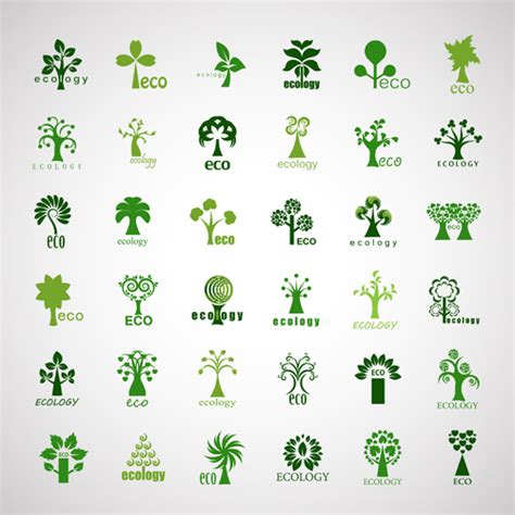 download free templates ecological icons tree after effects creative ecology tree icons vector free over millions