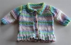 Baby Cardigan Pattern free knitting pattern